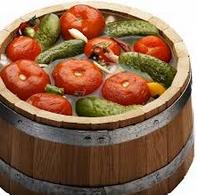 Бочки для солений: какими они бывают?